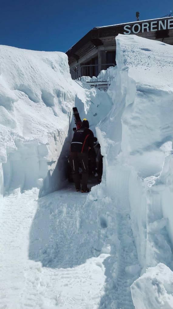 Schneemengen_Brienzer Rothorn