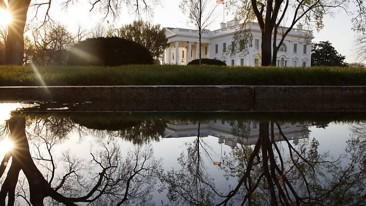 Noch keine zusätzlichen Sanktionen gegen russische Unternehmen: Das Weisse Haus überprüft derzeit die das Vorgehen.