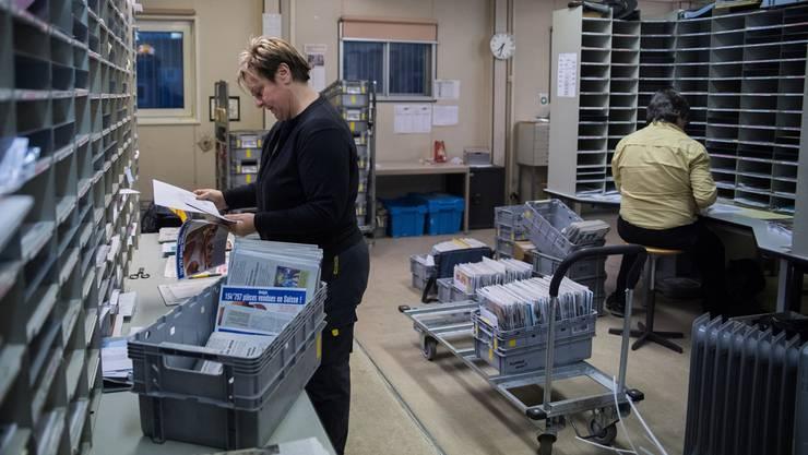 Massiver Abbau: 600 Poststellen sollen bis 2020 geschlossen werden.