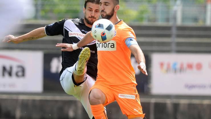 Munas Dabbur (im Vordergrund) wechselt von GC zu RB Salzburg
