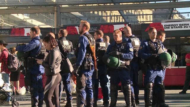 Polizei erstickt nächste Antifa-Demo im Keim