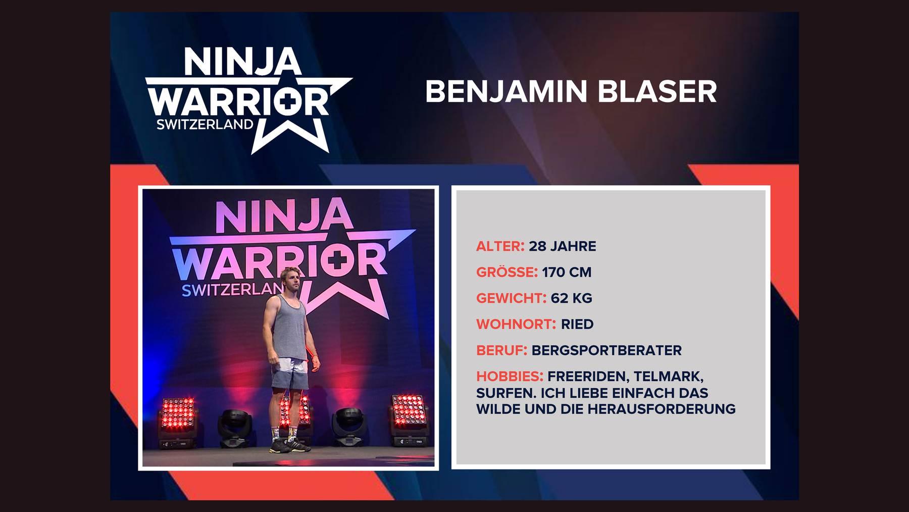 Benjamin Blaser