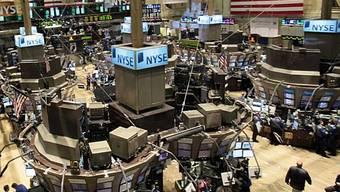 US-Börsen schliessen uneinheitlich (Archiv)