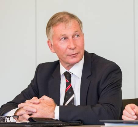 «Zwei, drei Punkte mehr oder weniger spielen derzeit keine grosse Rolle.»Alfred Schmid, Präsident FC Aarau