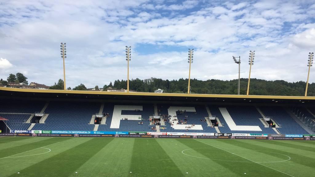 Vier Rayonverbote während Fussballsaison 2019/2020 ausgesprochen