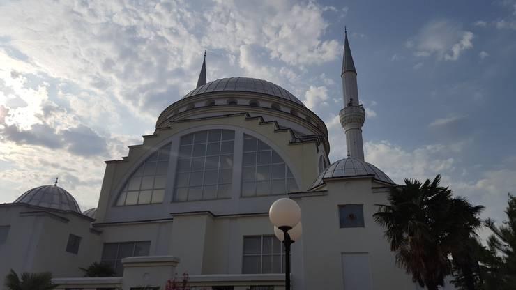 Moschee in Shkodra.