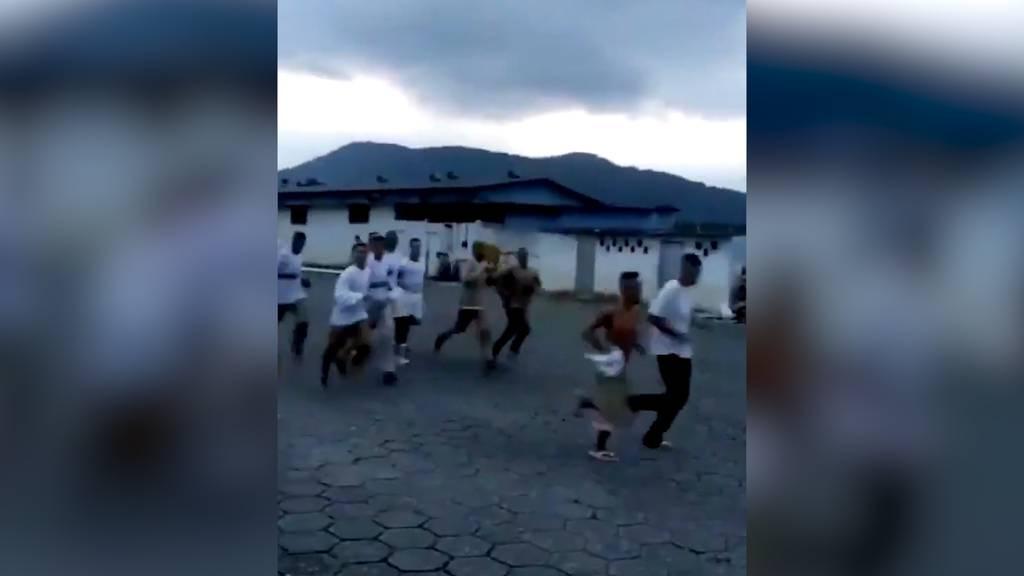 Brasilien: Coronavirus löst Massenausbruch aus Gefängnissen aus