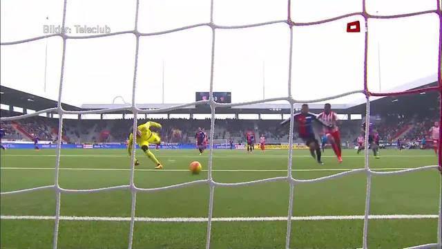 Unentschieden zwischen FC Thun und FC Basel