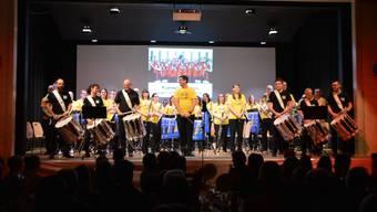 Jahreskonzert der Musikgesellschaft Wittnau 2020