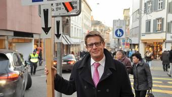 «Wir wollen keine getunten Boliden mehr in der Innenstadt», stellt Gabriel Barell klar.