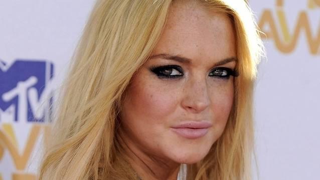 Lindsay Lohan ist aus der Klinik ausgezogen (Archiv)
