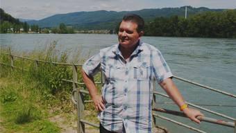 «Der Rhein ist trügerisch – gerade jetzt», sagt Flussexperte Volker Joh. nbo