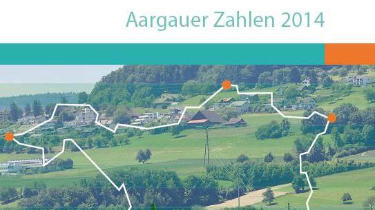 Die Publikation präsentiert Zahlen und Fakten zum Kanton Aargau und zeigt mit Tabellen und Grafiken aktuelle Entwicklungen in der Gesellschaft und Wirtschaft.