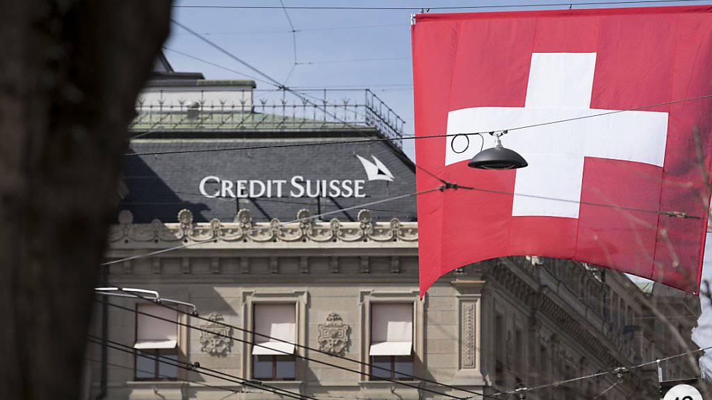 US-Töchter von Credit Suisse  und UBS bestehen jährlichen Fed-Bankenstresstest. (Archiv)