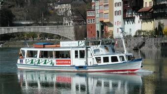 Auch für das Jahr 2020 sind schon Fahrten auf dem «Löwen von Laufenburg» gebucht.