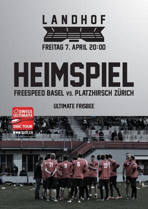 Flyer SUDT-Game Freespeed vs. PlatZHirsch