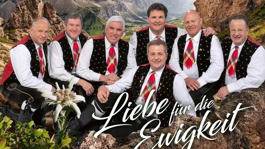 Kastelruther Spatzen erobern die Schweizer Charts