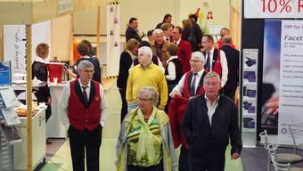 Die letzte Gewerbeausstellung in Lostorf liegt bereits vier Jahre zurück.