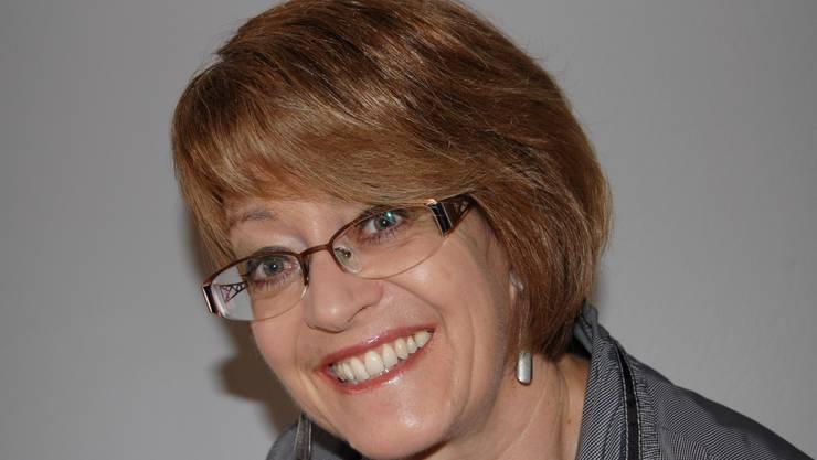Esther Egger, Stiftungsratspräsidentin des Alterswohnzentrums Gässliacker