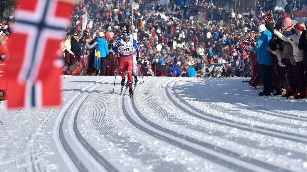 Philipp Hälg konnte einmal in seiner Karriere ein Rennen anführen.