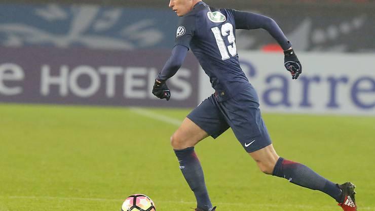 Julian Draxler trifft bei seinem Ligue-1-Debüt für Paris St-Germain