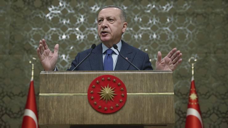 Erdogan plant zusätzlich einen Propaganda-Auftritt vor seinen Anhängern.