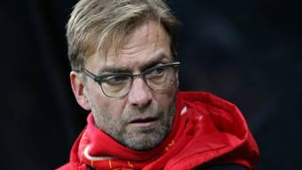 Jürgen Klopp verliert mit Liverpool zum zweiten Mal