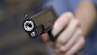 Soft-Air-Waffen sehen echten Pistolen zum Verwechseln ähnlich (Symbolbild)