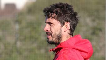 Juan Pablo Garat beendet seine Karriuere beim FC Baden und übernimmt die U15 des FC Aarau als Trainer.