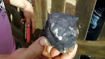 In Kuba ist am Freitag ein Meteorit niedergegangen und hat zahlreiche Menschen erschreckt.