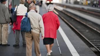 Rund 60000 Zürcherinnen und Zürcher sind über 65 Jahre alt (Symbolbild)