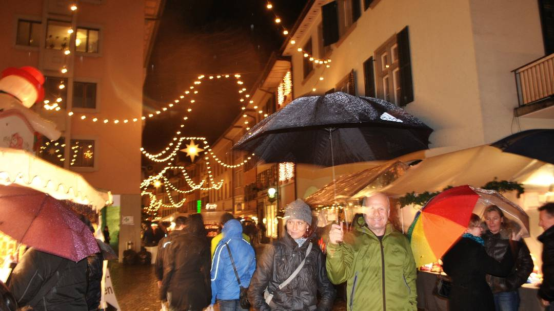 Weihnachtsmarkt Bremgarten