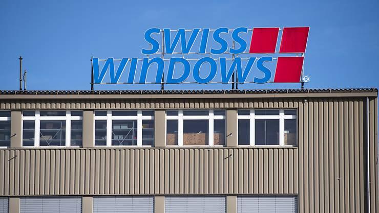 Der Fensterbauer Swisswindows AG mit Sitz in Mörschwil SG ist seit Mittwoch in Konkurs.