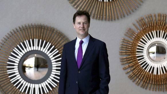 Nick Clegg, früherer Vize-Premier Grossbritanniens und heutiger Politik-Chef von Facebook: «Unsere Rolle als Facebook ist es, für gleiche Rahmenbedingungen zu sorgen – nicht, selbst ein politischer Teilnehmer zu sein.»