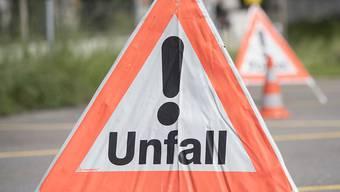Verkehrsunfall: Motorradfahrer bei Unfall in Horgen ZH schwerverletzt. (Symbolbild)