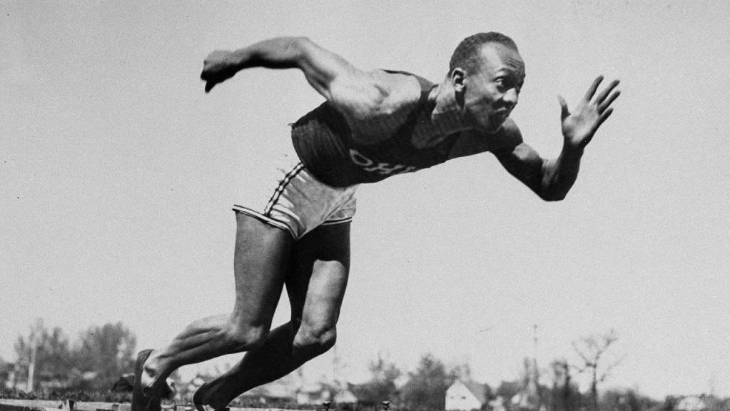 Jesse Owens stellte vor 85 Jahren mehrere Weltrekorde innert 45 Minuten auf