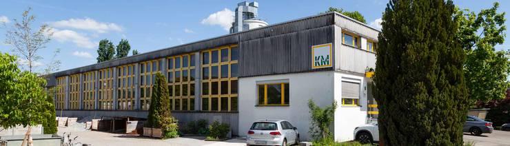 Die Kistenfabrik. (Archiv)