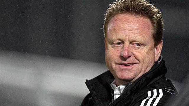 Trainer von FC-Luzern Rolf Fringer (Archiv)