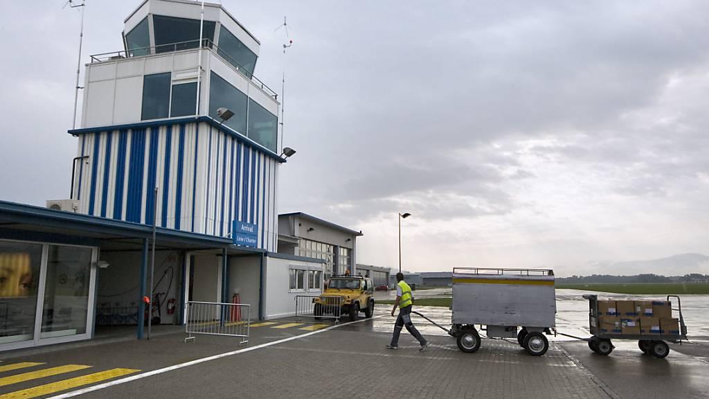 Vermisstes Flugzeug vor Staad gefunden