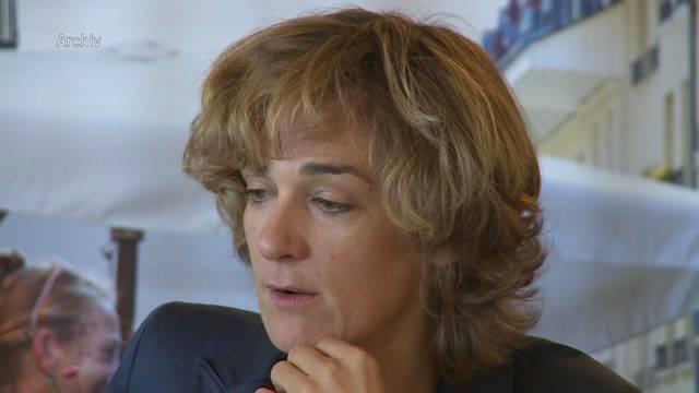 Ursula Wyss in der Kritik wegen Veloweg-Budget