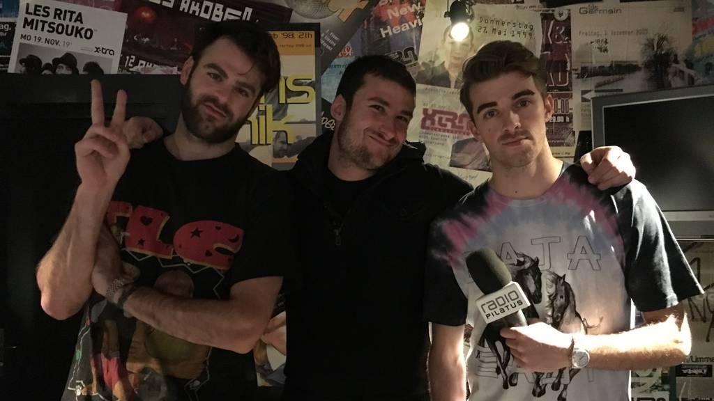 «The Chainsmokers» gehen auf Europatournee