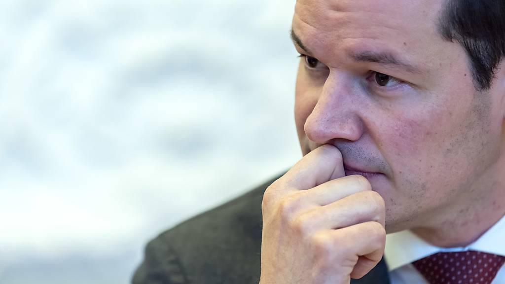 Genfer Staatsrat Maudet verliert vorübergehend Wirtschaftsförderung
