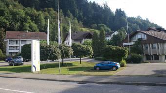 Rund 13 Millionen Franken wird der Neubau der Bank Leerau in Kirchleerau kosten.