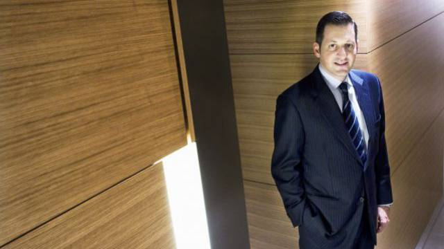 «Wr wollen nie mehr in eine solche Situation kommen»: Bär-Chef Collardi zum Votum der Aktionäre. Foto: Markus Forte