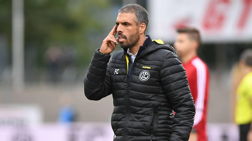 Luzern verpflichtet Fabio Celestini als neuen Trainer