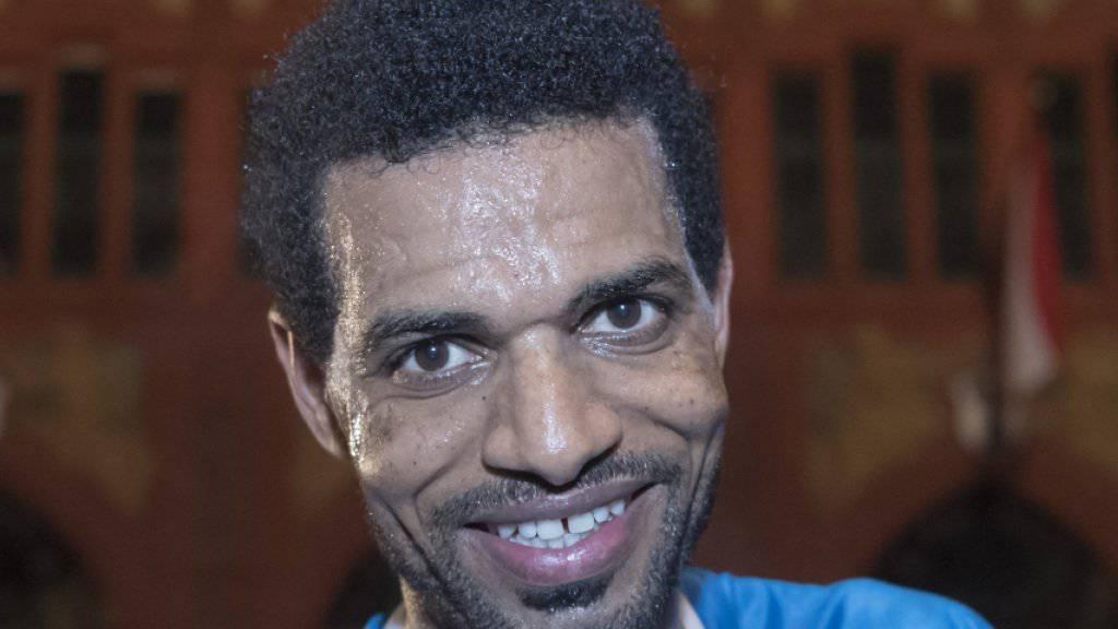 Starker 5. Rang für Tadesse Abraham am Marathon in New York (Archivbild)