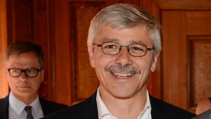 Scheidender CVP-Regierungsrat Carlo Conti.