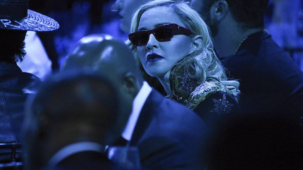 ESC: Madonna in Israel eingetroffen