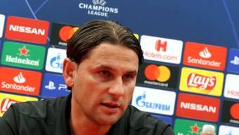 Gerardo Seoane will sich mit dem Playoff-Aus gegen Roter Stern Belgrad nicht lange Aufhalten