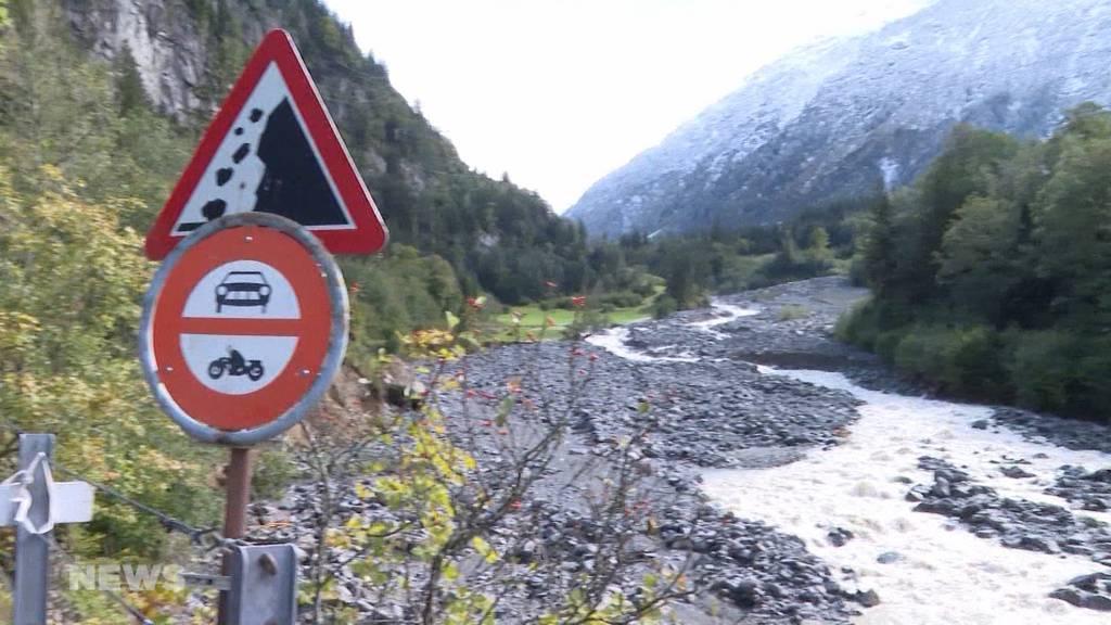 Hochwasser wegen Starkregen: Flüsse werden zur reissenden Gefahr